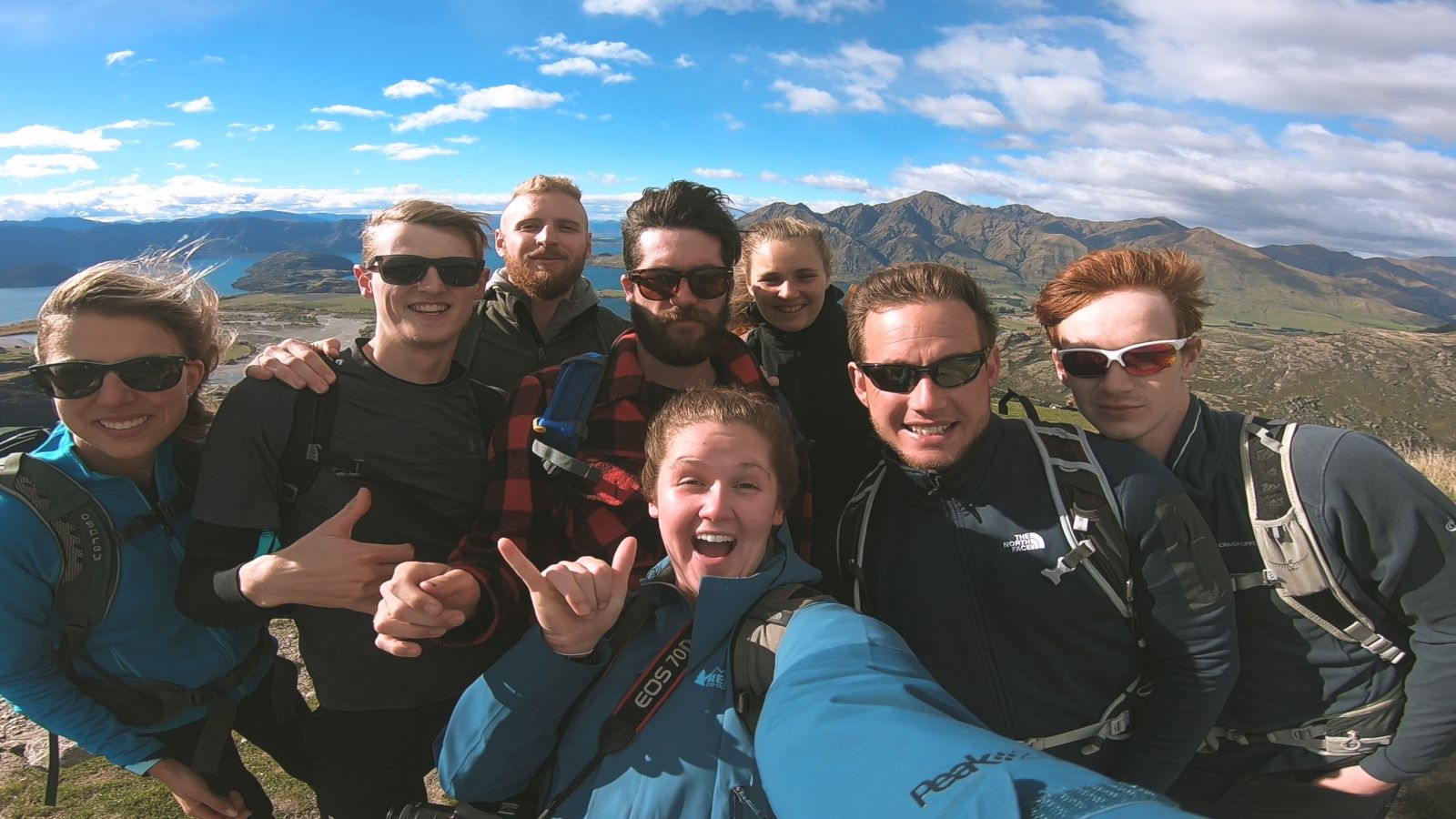 Comprehensive Outdoor Guide training course