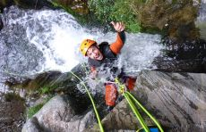 Abseiling 2 Canyoning New Zealand Kawarau Canyon 2